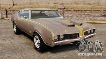 Oldsmobile Cutlass Hurst 442 1969 v1 pour GTA 4