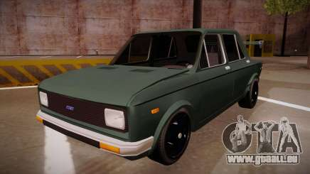 Zastava 128 Turbo pour GTA San Andreas