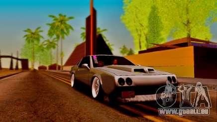 New Buffalo für GTA San Andreas