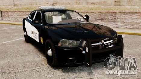 Dodge Charger 2013 LCPD STL-K Force [ELS] für GTA 4