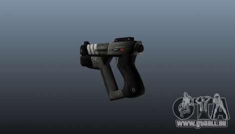 M4 Shuriken pour GTA 4 secondes d'écran