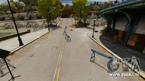 Supermoto Strecke für GTA 4