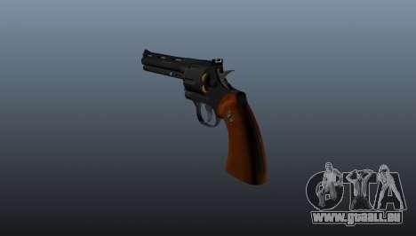 Revolver Python 357 6 in für GTA 4 Sekunden Bildschirm