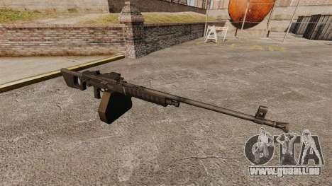 QJY-88 allgemeine Zweck-Maschinengewehr für GTA 4