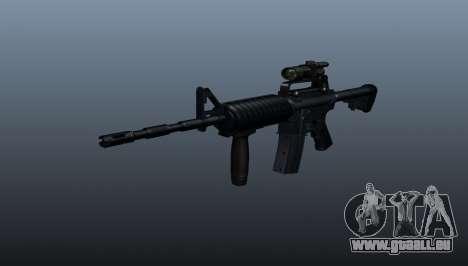 Automatische Carbine M4A1 Grip für GTA 4