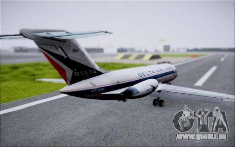 McDonnel Douglas DC-9-10 für GTA San Andreas Motor