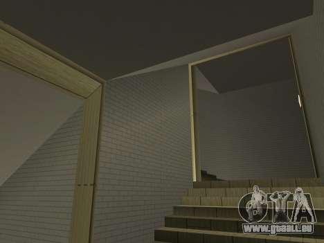 Nouvelles textures intérieur Mairie pour GTA San Andreas sixième écran