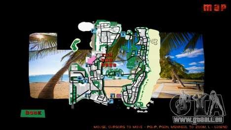Boutique de MTS pour GTA Vice City septième écran
