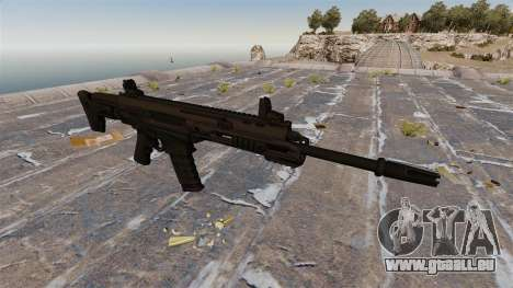 Fusil automatique Remington ACR pour GTA 4
