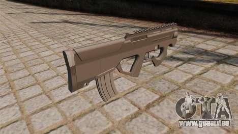 Magpul PDR Kanone für GTA 4 Sekunden Bildschirm