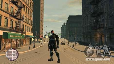 Crysis NanoSuit pour GTA 4
