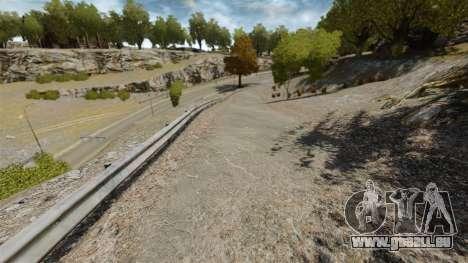 Supermoto Strecke für GTA 4 fünften Screenshot