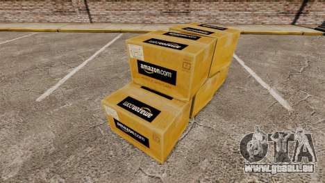 Neue Logos auf Boxen für GTA 4