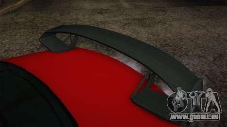 Mercedes-Benz SL65 AMG Racing Edition pour GTA San Andreas vue de droite