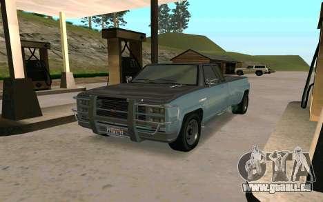 Bobcat XL de GTA 5 pour GTA San Andreas