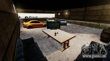 Auto Show v2 pour GTA 4 troisième écran