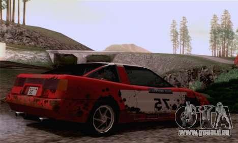 Uranus Rally Edition für GTA San Andreas rechten Ansicht