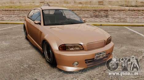 Sentinel RS pour GTA 4