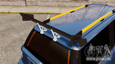 Extreme Spoiler Adder 1.0.4.0 für GTA 4 achten Screenshot