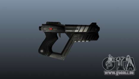 M4 Shuriken pour GTA 4 troisième écran