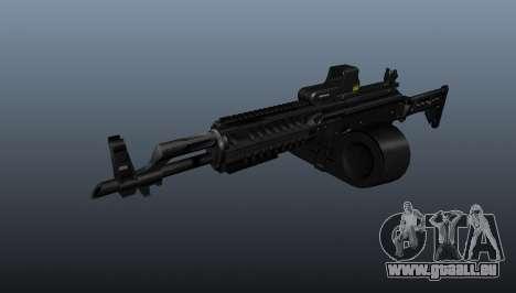 AK-47 Tactical Gunner für GTA 4