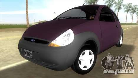 Ford Ka pour GTA Vice City