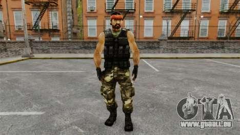 Terroristes de la guérilla d'Amérique du Sud pour GTA 4