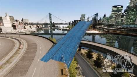 Biggest Track für GTA 4 Sekunden Bildschirm
