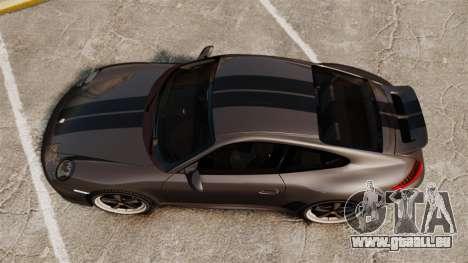 Porsche 911 Sport Classic 2010 pour GTA 4 est un droit