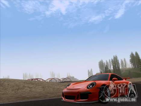 Porsche 911 GT3 2014 pour GTA San Andreas
