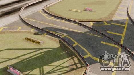 Airport RallyCross Track für GTA 4 Sekunden Bildschirm