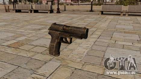 SIG-Sauer P226 pistolet pour GTA 4