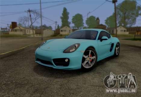 SA_graphics c. 1 pour GTA San Andreas quatrième écran