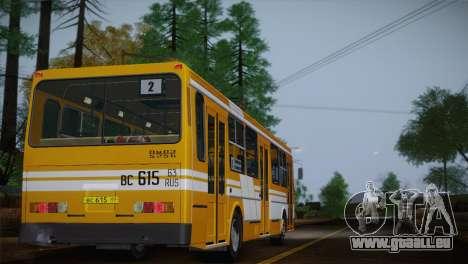 LIAZ 5256.00 pour GTA San Andreas roue