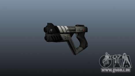M4 Shuriken pour GTA 4