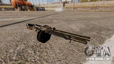 Fusil de chasse automatique pour GTA 4