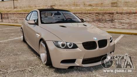 BMW M3 E92 2008 pour GTA 4