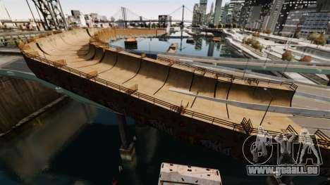 Biggest Track pour GTA 4 quatrième écran