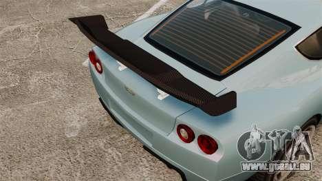 Extreme Spoiler Adder 1.0.4.0 pour GTA 4 huitième écran