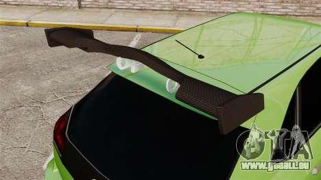 Extreme Spoiler Adder 1.0.7.0 für GTA 4 achten Screenshot