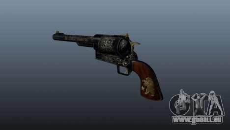 Revolver Ranger Sequoia pour GTA 4 secondes d'écran