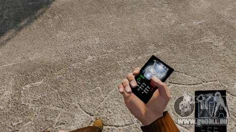Stargate SG1 thème pour votre téléphone pour GTA 4
