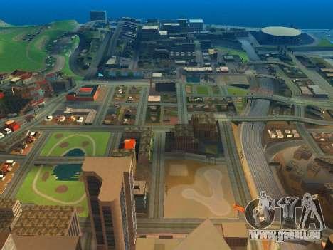 ENBSeries with View Distance pour GTA San Andreas troisième écran