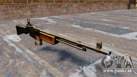 Fusil automatique Browning Bar pour GTA 4