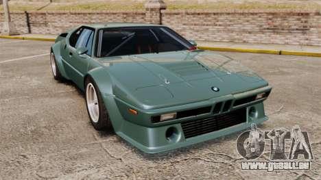 BMW M1 [EPM] pour GTA 4