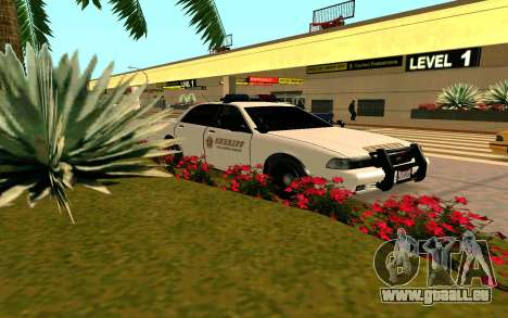 GTA V Sheriff Cruiser für GTA San Andreas