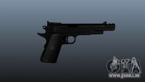 Colt Delta Elite pistolet pour GTA 4 troisième écran