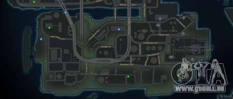 CG4 Radar Map v1.1 für GTA 4 Sekunden Bildschirm