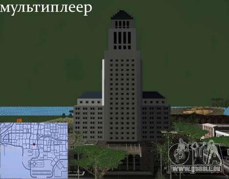 Nouvelles textures intérieur Mairie pour GTA San Andreas douzième écran
