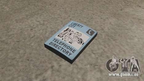 Bombe de livre pour GTA 4